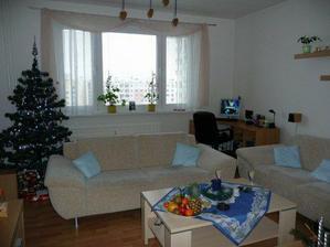 Vianoce v obývačke ;-)