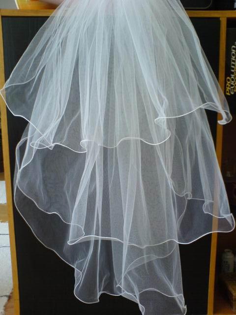 Náš svadobný deň - a závoj k tomu ;-)