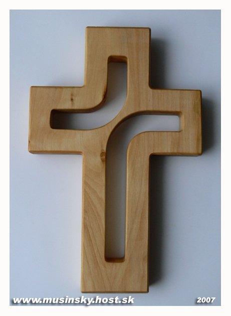 Náš svadobný deň - Na tento krížik si budeme prisahať vernosť a lásku ... už je na ceste k nám ;-) ďakujeme p. Mušinský
