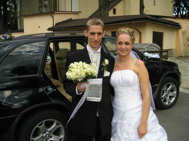 Natália{{_AND_}}Joe Štrbákovci - Šťastní manželia