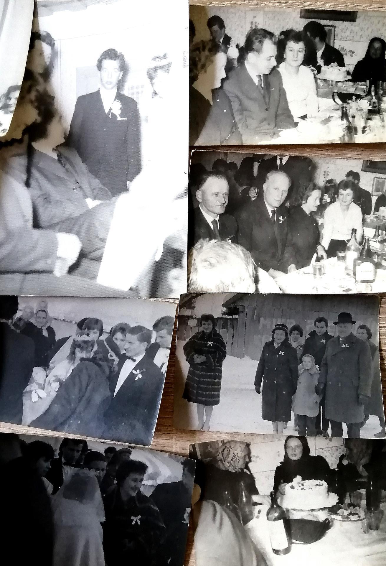 Milujem staré rodinné fotky zo svadieb ❤️❤️❤️ - Obrázok č. 1