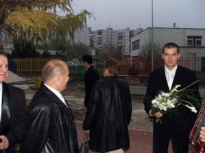 príchod ženícha