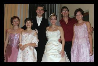 Monika, Nikolka, Palino a Zuzka