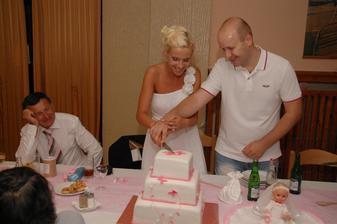 Ano,dort jsme rozkrajovali až po půlnoci :)