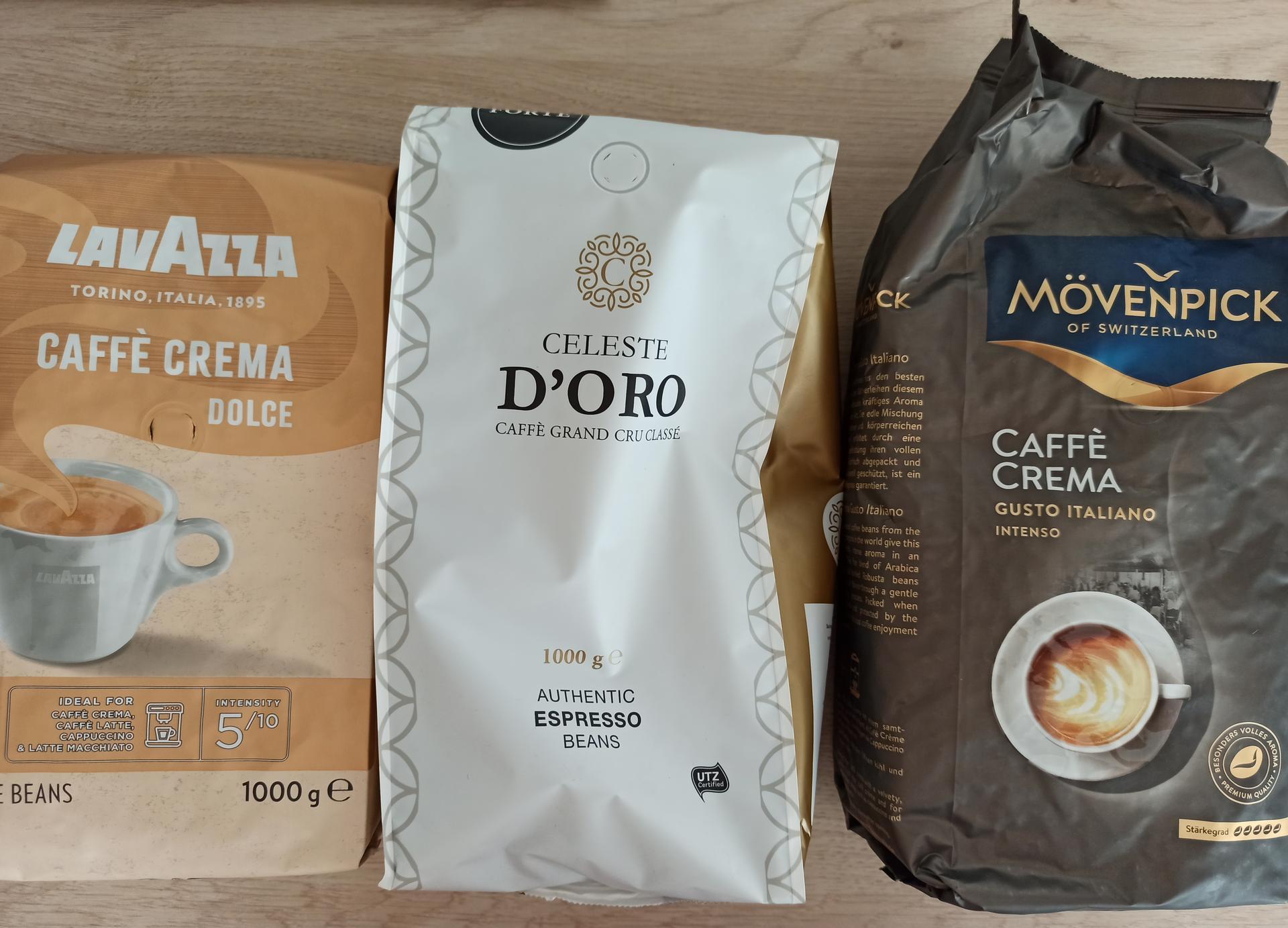 Zásilka káv je doma, můžeme degustovat :) - Obrázek č. 1