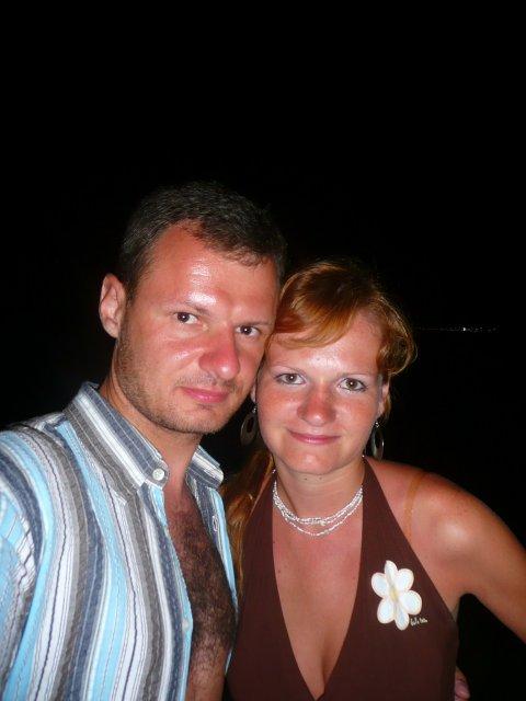 Lucka a Misko sa budu svadbit 19.1.2008 - Zasnubenie na Krete