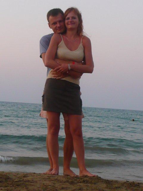 Lucka a Misko sa budu svadbit 19.1.2008 - Vecerna romantika