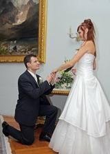 vydáš sa za mňa?