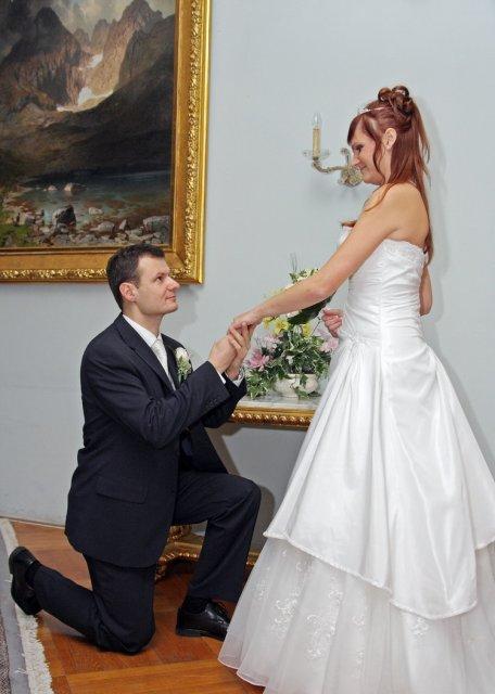 Lucka Trajčíkova{{_AND_}}Miško Stančík - vydáš sa za mňa?