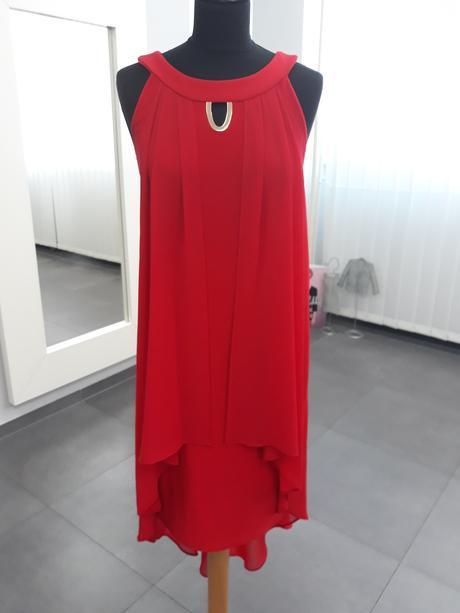 Nadherne šaty zn.Joseph Ribkoff  - Obrázok č. 1