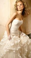 krásne šaty od pronovias