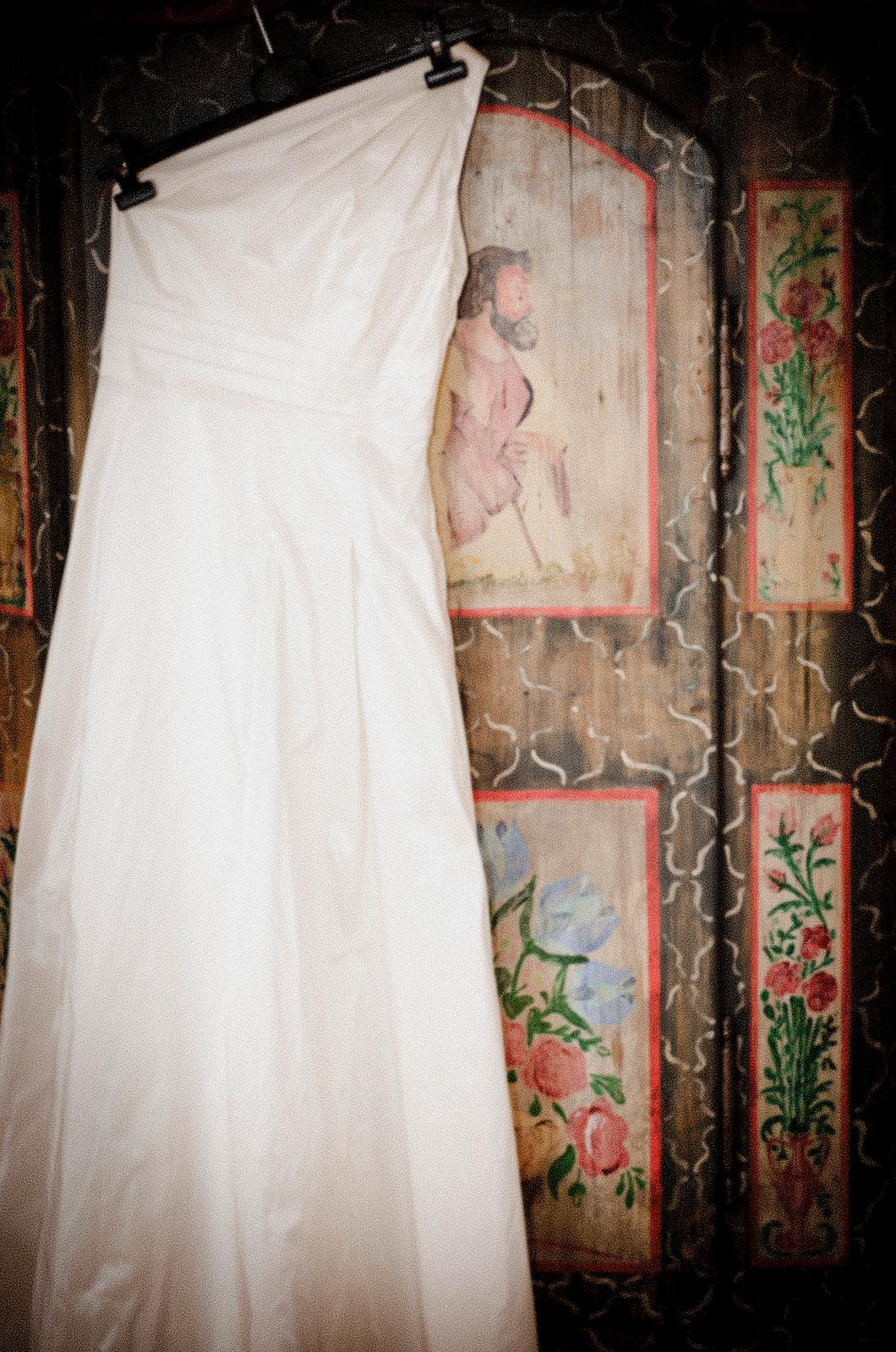 Svatební šaty PIETRO FILIPI (vel.34,36) - Obrázek č. 1