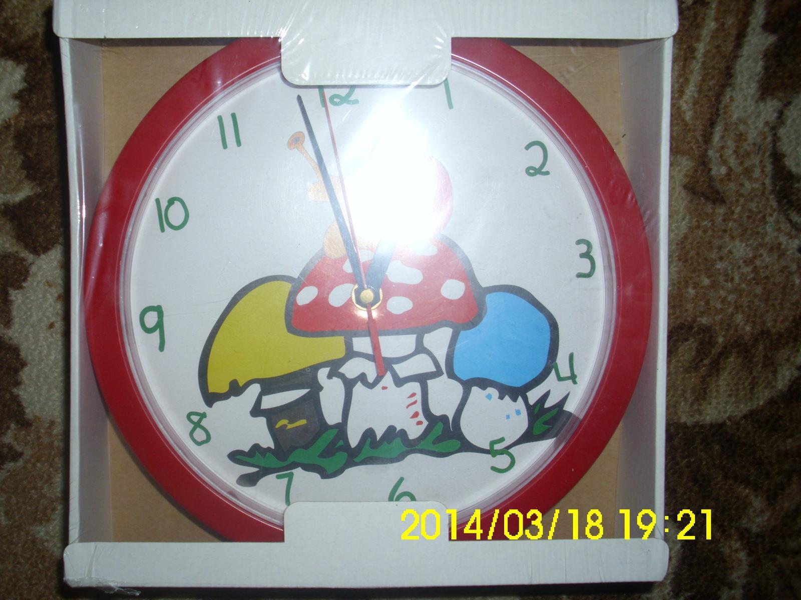 Mam na predaj nastenne hodiny - Obrázok č. 1