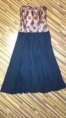 Plesové společenské šaty dlouhé, 38