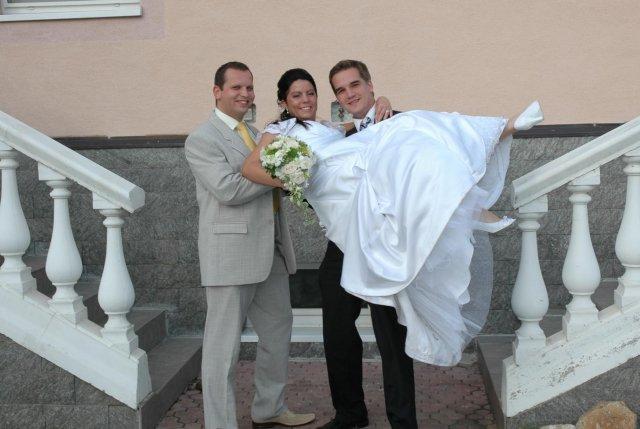 Silvia{{_AND_}}Mário Branderský - naj kamaráti môjho manžela a super chalani