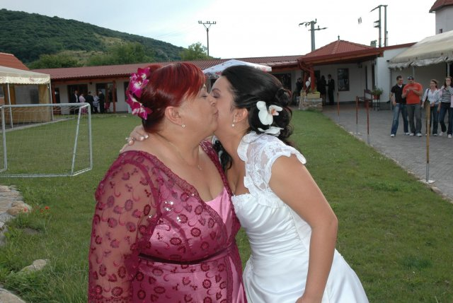 Silvia{{_AND_}}Mário Branderský - sladká pusa od maminky