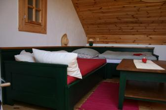 Zelený pokoj I.