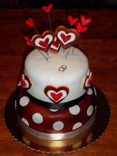 tuto tortu som uz objednala..len bude 3oj poschodova :-)