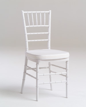 prenajom - biele chiavari stoličky - Obrázok č. 1