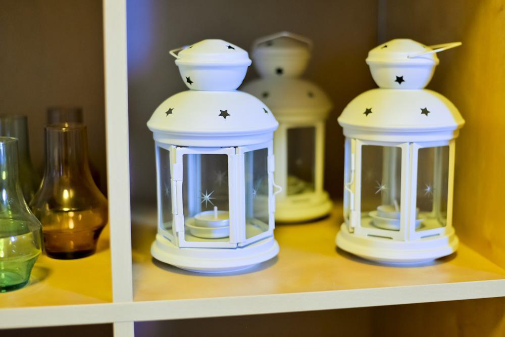 prenajom - biele lampáše - Obrázok č. 2