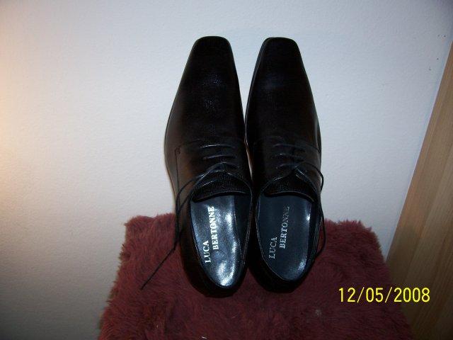 Linduška a Ondra - ženichovy boty