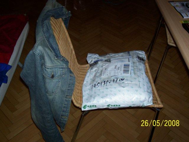 Linduška a Ondra - v takovém balíčku přišly šaty