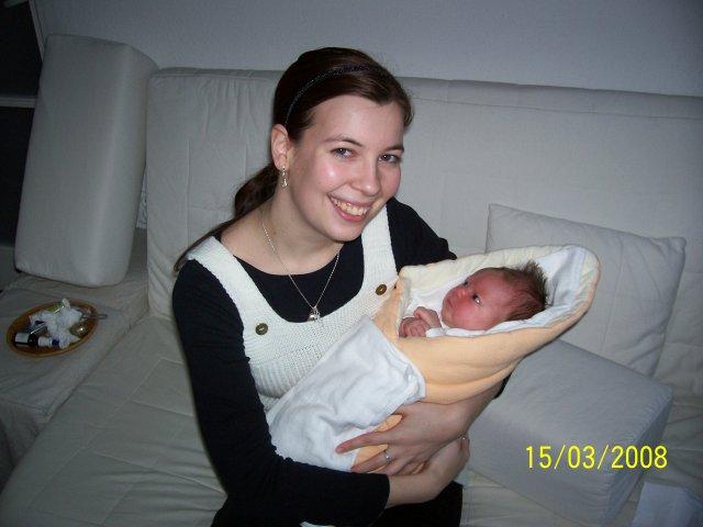 Linduška a Ondra - nevěsta-miminko je půjčené:)
