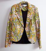 Farebný kabátik, 36