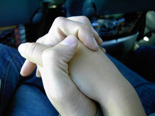 Láska nikdy neprestane - rúčky naše