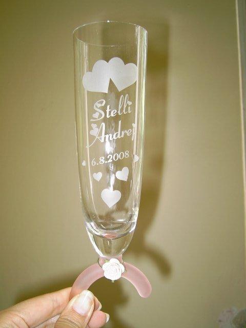 Láska nikdy neprestane - detail..(ešte treba opraviť dátum svadby..)