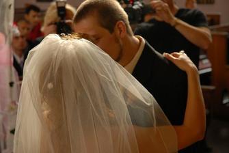 prvý manželský božtek;))