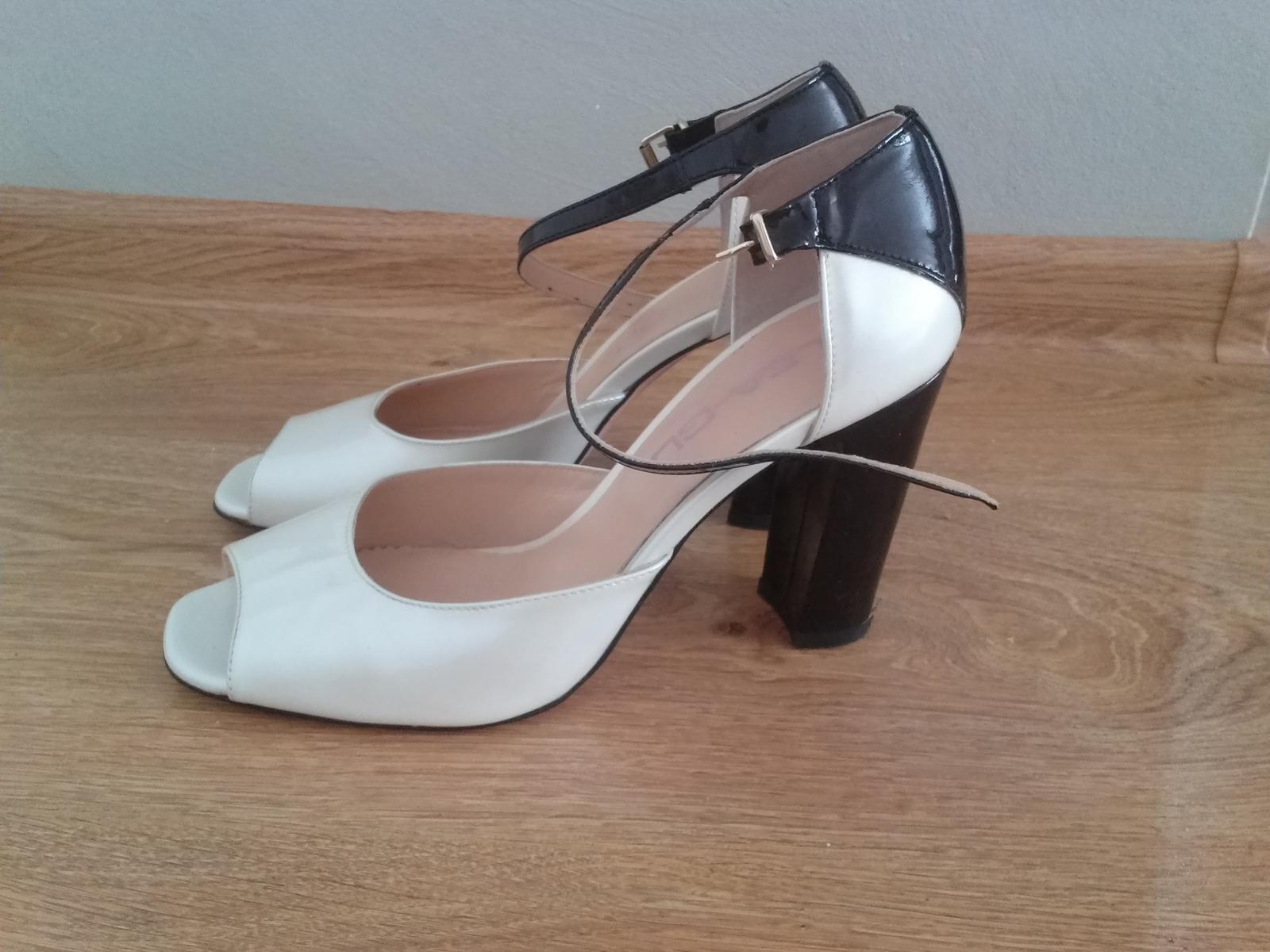 Lodičky, sandále zn Lea-Gu - Obrázok č. 1