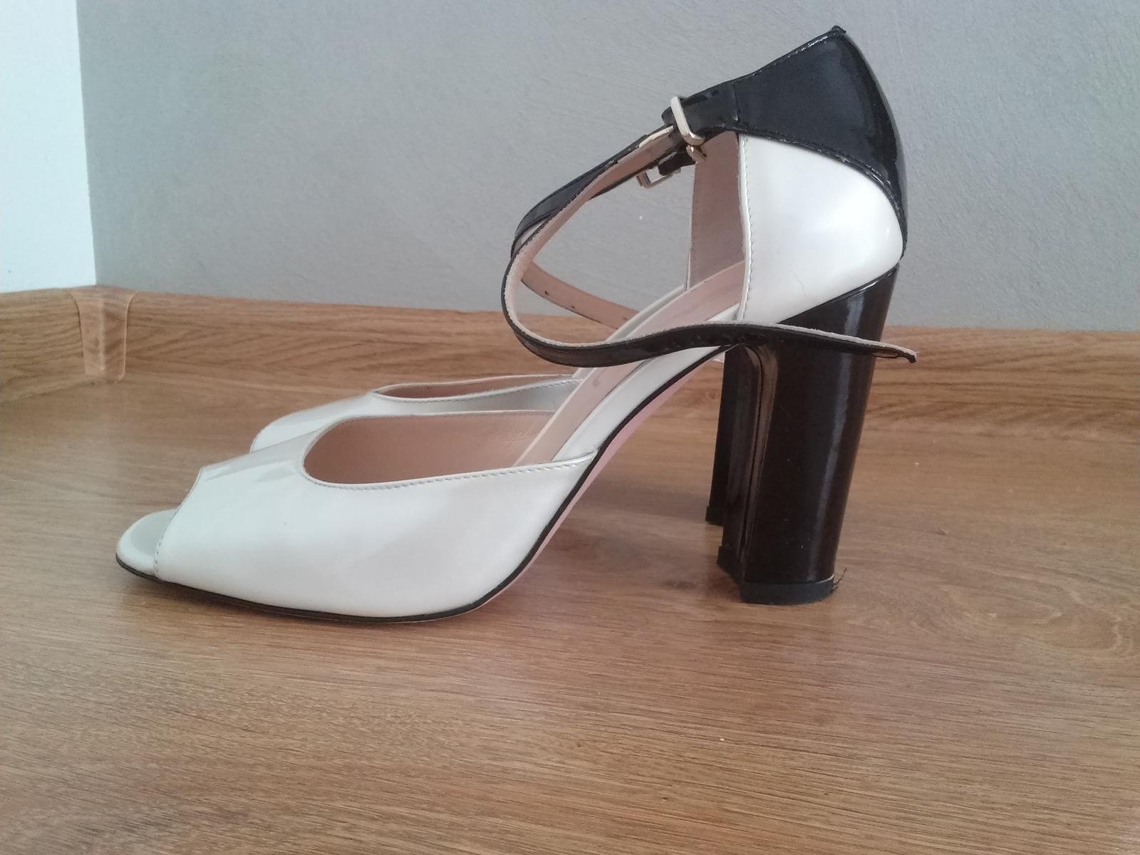 Lodičky, sandále zn Lea-Gu - Obrázok č. 2