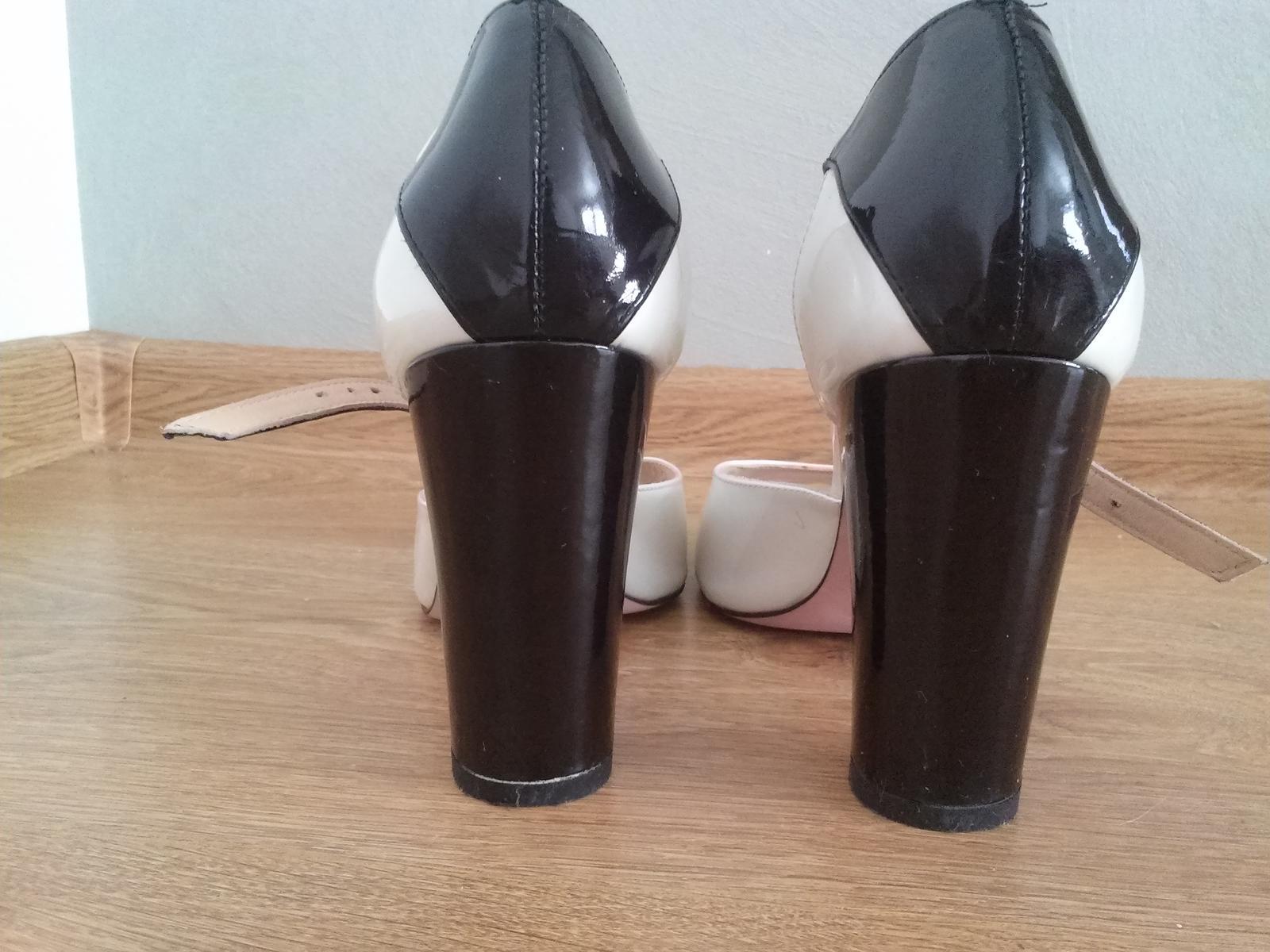 Lodičky, sandále zn Lea-Gu - Obrázok č. 3