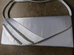 kabelka pre nevestu ...