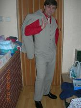 miláček v nové obleku