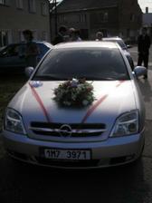 auti nevěsty