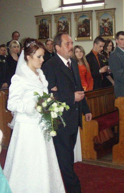 Soňa Rozkošová{{_AND_}}Ján Bochnovič - ocko ma vedie pred oltár.......