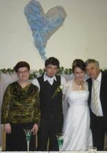 Jankovi rodičia  moji noví svokrovci :)