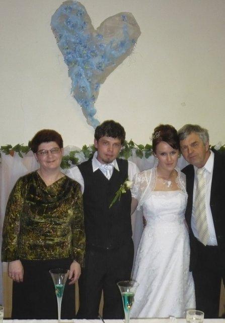Soňa Rozkošová{{_AND_}}Ján Bochnovič - Jankovi rodičia  moji noví svokrovci :)