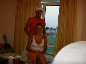 naša prvá dovolenka 2007