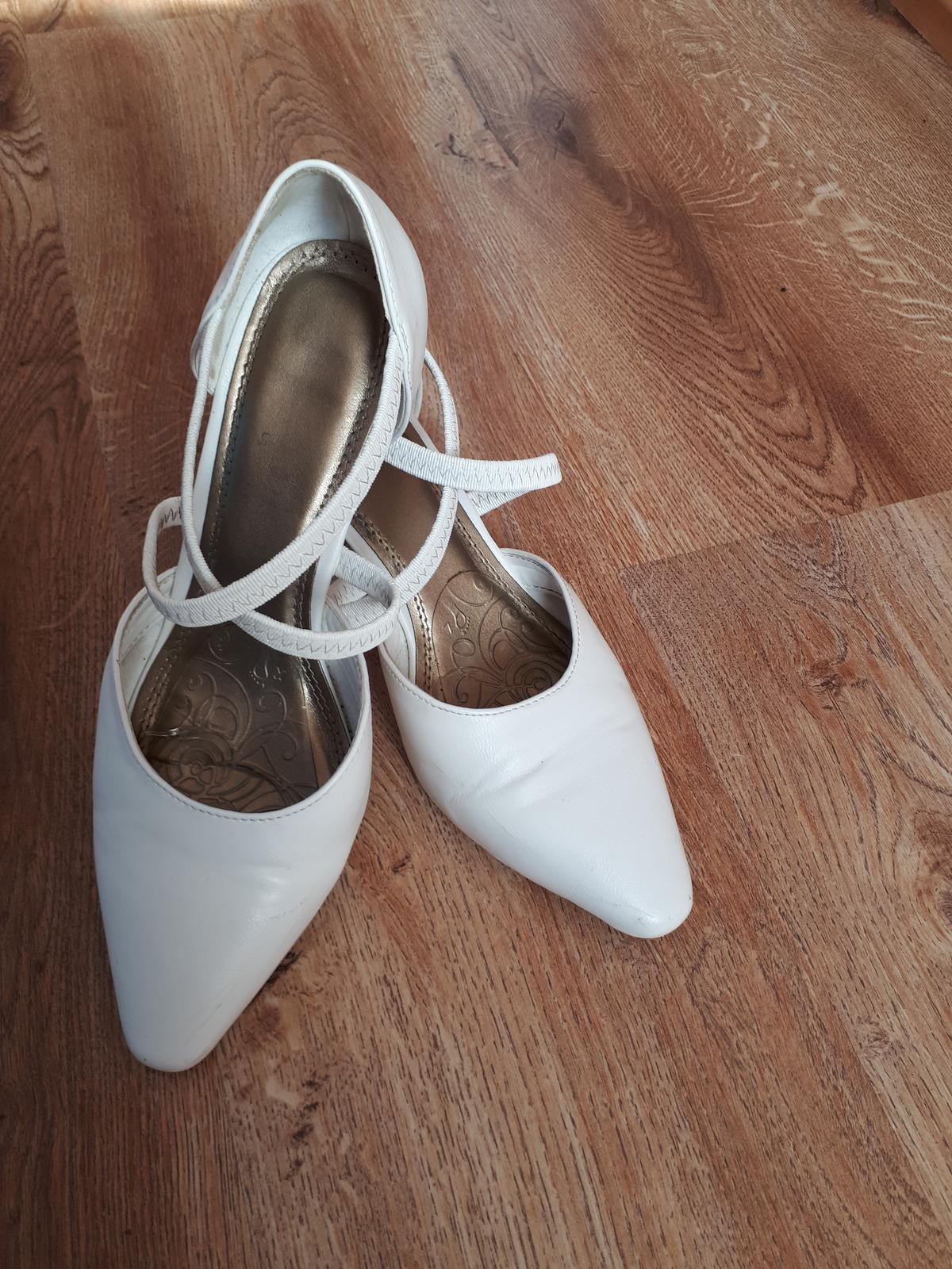 Dámska obuv - Obrázok č. 2