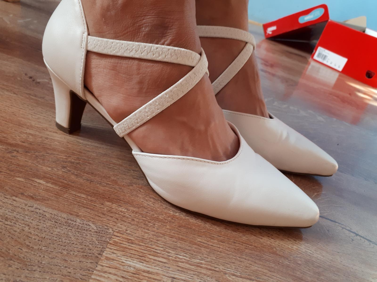 Dámska obuv - Obrázok č. 1