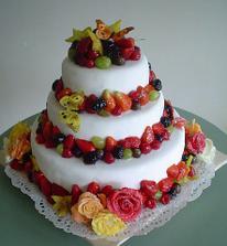 definitivne rozhodnutie- letna svadbicka, letna torticka