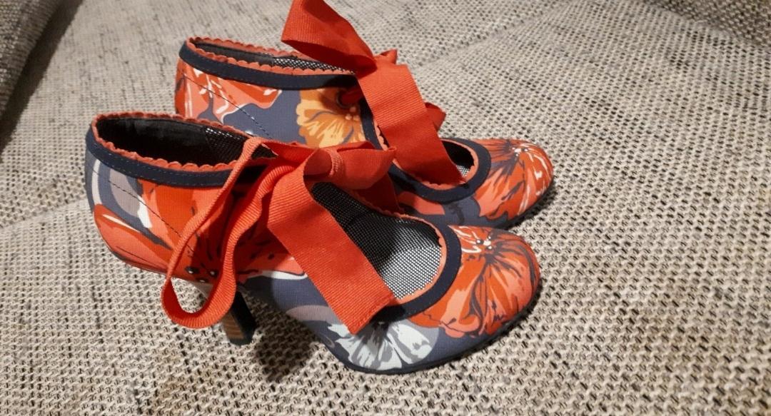 Luxusní boty Ruby Shoo - Obrázek č. 1