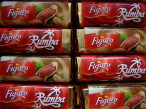 Čokoládky pre hostí