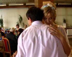 Prvý manželský taneček