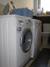konečne práčovňa