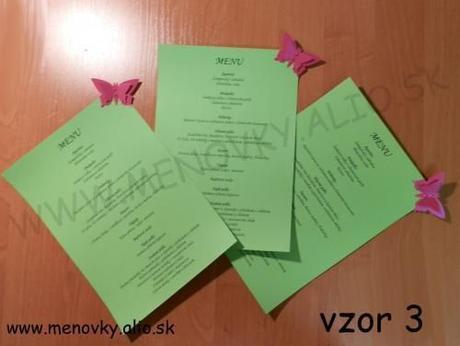 svadobne menu - Obrázok č. 3