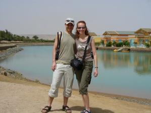 svatební cesta - Egypt